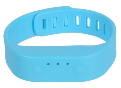 Fusion Fit Tracker blauw