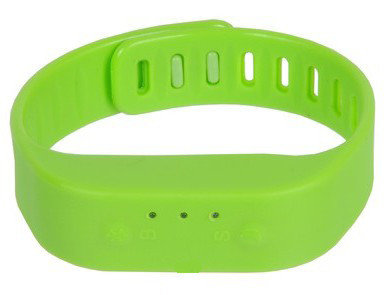 Fusion Fit Tracker groen